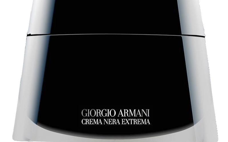 Giorgio Armani: Crema Nera Collection