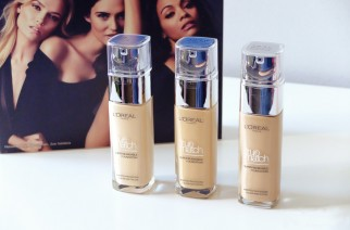 Ny foundation L'Oreal True Match