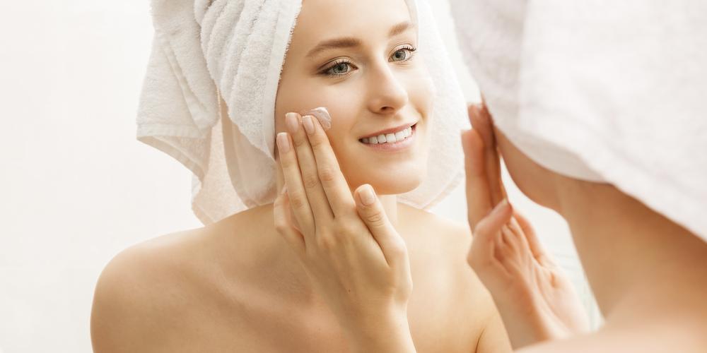 Hvordan ta vare på huden trinn for trinn?
