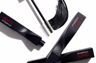 Hvordan påføre X-Rated Mascara fra Smashbox?