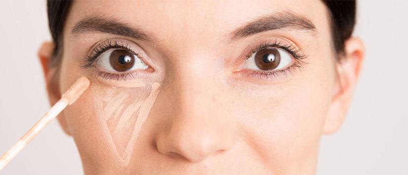 Kamuflasjesminke, dvs hvordan dekke arr og spindelvevårer?