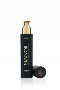hårforyngelse med olje Nanoil